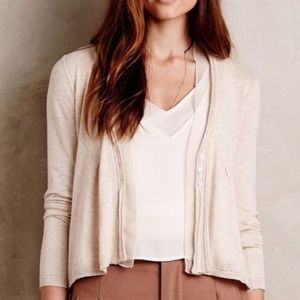 Angel Of The North | Oatmeal Aral Cardigan